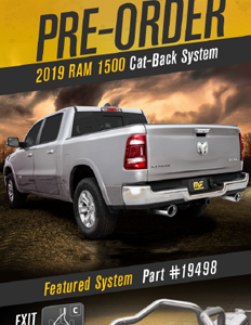 Image of 2019 Dodge Ram Cat-back Exhaust Systems PDF for download