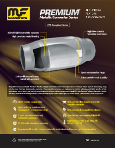 Image of Premium Metallic Converter Series PDF for download