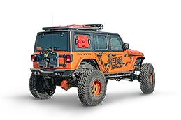 Jeep Wrangler JLU 2018 - 2021